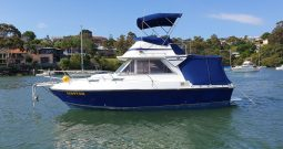 28′ Statesman Custom Flybridge