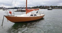 26′ Folkboat