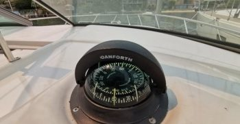 compass on dash