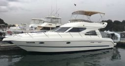 40′ Cranchi Atlantique Flybridge