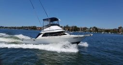 28′ Bertram Flybridge